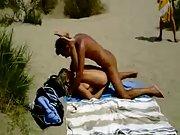 Public sex hardcore mature wife nudist beach