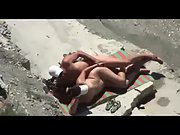 Mature public sex nude nudist beach