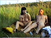 German homade bigtits outdoor nackt naked naturist