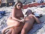 Oral sex nude big tits nudist beach